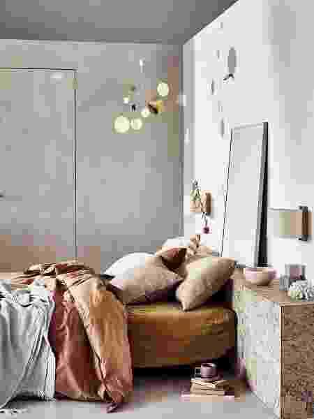 Móbile no quarto de adulto: peça leva movimento - Reprodução Instagram Lappalainen - Reprodução Instagram Lappalainen