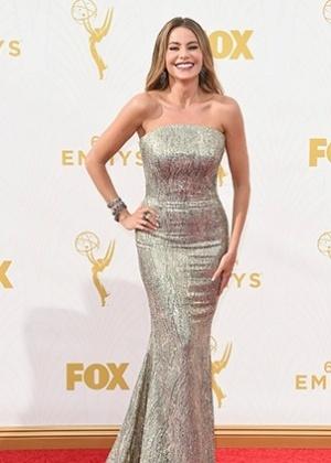 A atriz Sofia Vergara  - Getty Images