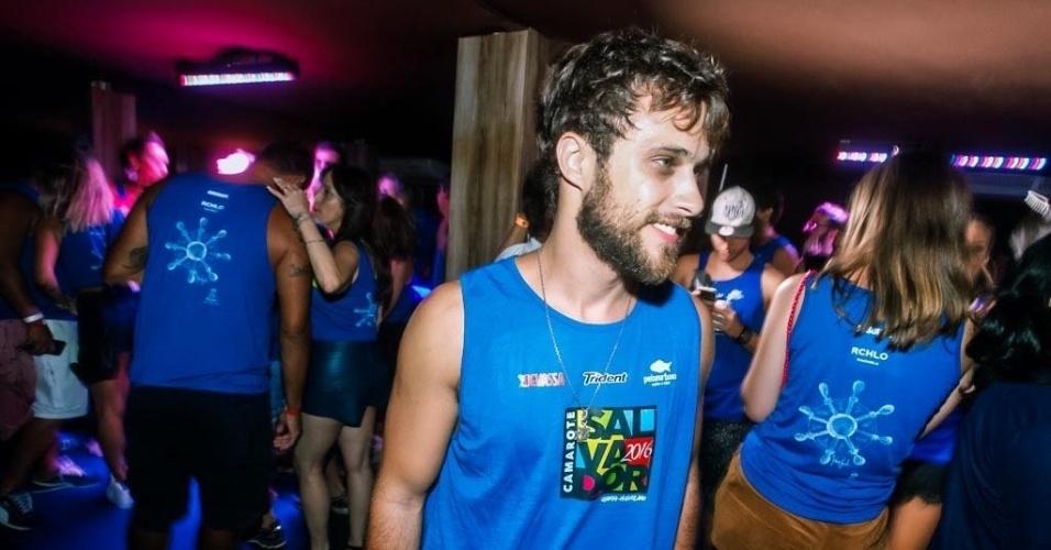 Ronny Kriwat no Carnaval de Salvador