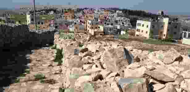 Localizada na Cisjordânia, a vila de Kiryat Luza abriga 385 samaritanos - Marcel Vincenti/UOL