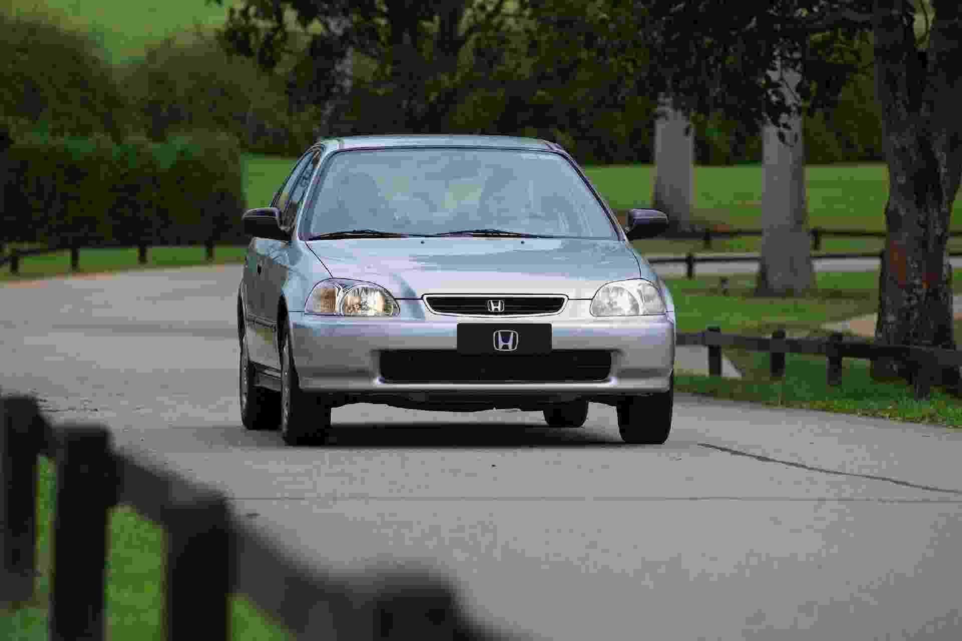 Honda Civic LX 1997 - Murilo Góes/UOL