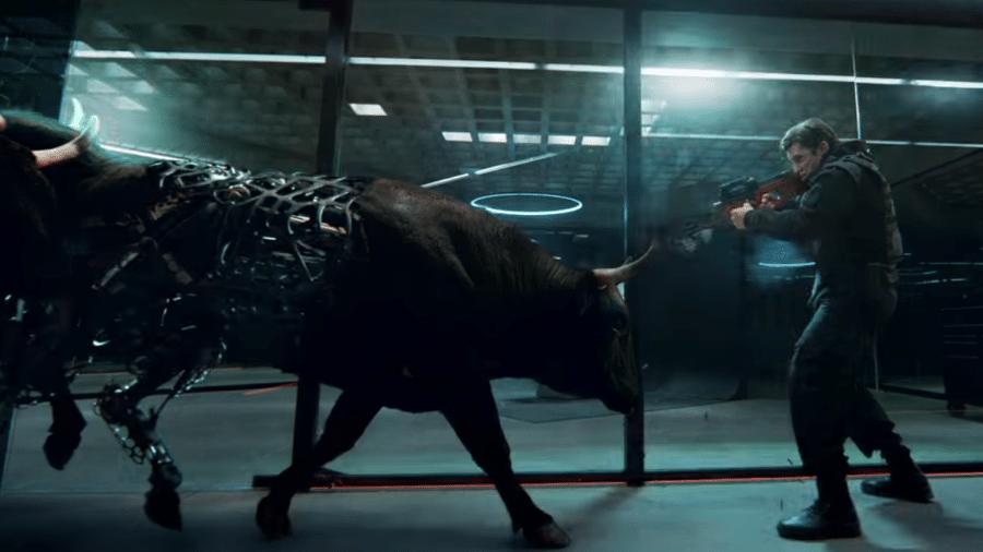 Cena da segunda temporada de Westworld - Reprodução/Youtube
