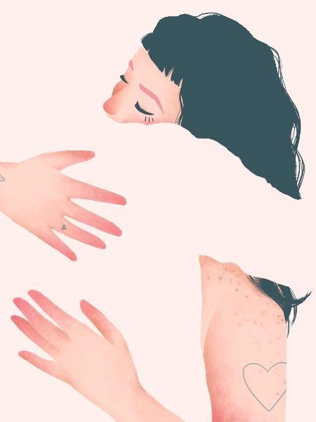 Que o amor seja infinito enquanto a oxitocina durar - Priscila Barbosa/VivaBem