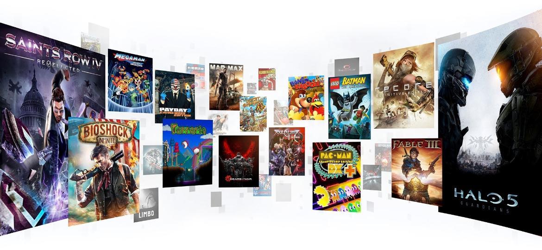 Xbox Game Pass - Divulgação/Microsoft