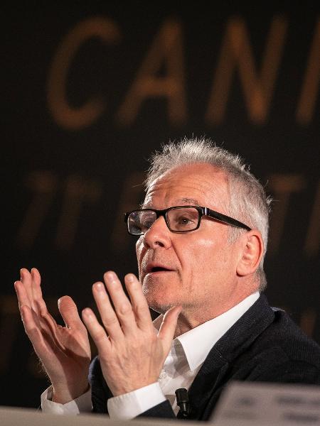 Thierry Frémaux, diretor artístico do Festival de Cannes - Getty Images