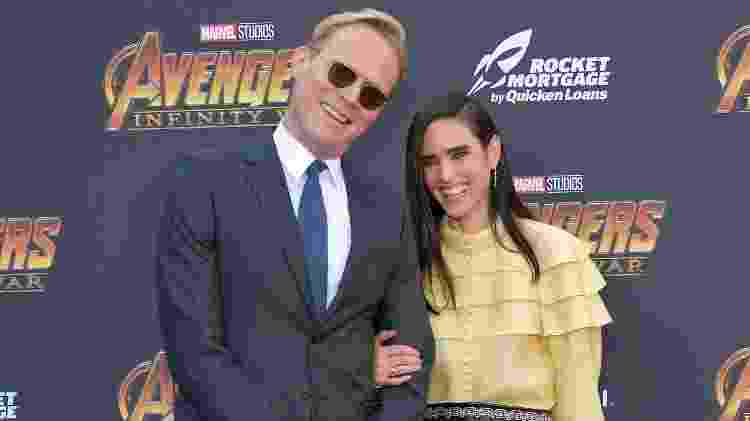 Paul Bettany e Jennifer Connelly - Getty Images - Getty Images