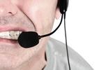 A rotina de estresse, xingamento e pressão dos atendentes de telemarketing - Istock