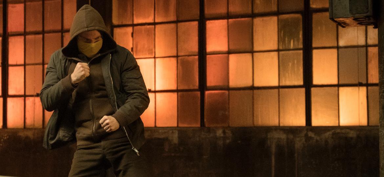 """Danny (Finn Jones) em cena da segunda temporada de """"Punho de Ferro"""" - Divulgação/Netflix"""