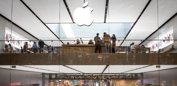 Já é possível ter uma ideia de como seria o serviço de streaming de vídeos da Apple  - Chris McGrath/Getty Images
