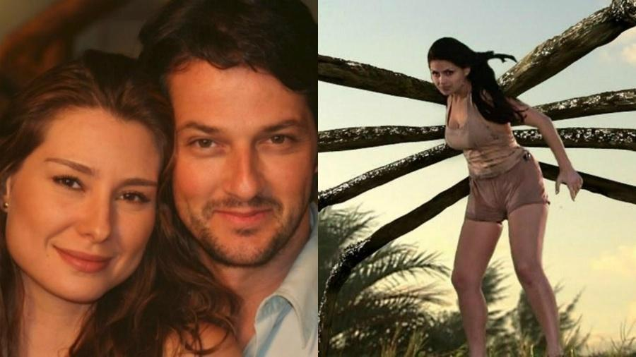 """""""Prova de Amor"""" e """"Os Mutantes"""", dois sucessos da Record - Divulgação/Record/Reprodução/Record/Montagem UOL"""