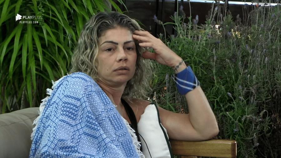 Catia conta que teve problemas com drogas - Reprodução/PlayPlus
