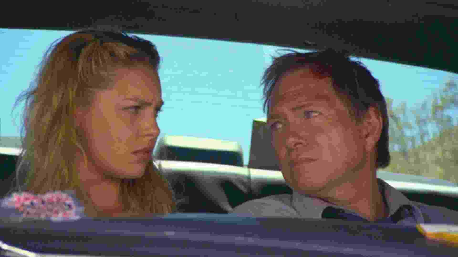 """Katherine Heigl e Leo Grillo em """"Estrada da Morte"""" (2006) - Divulgação"""