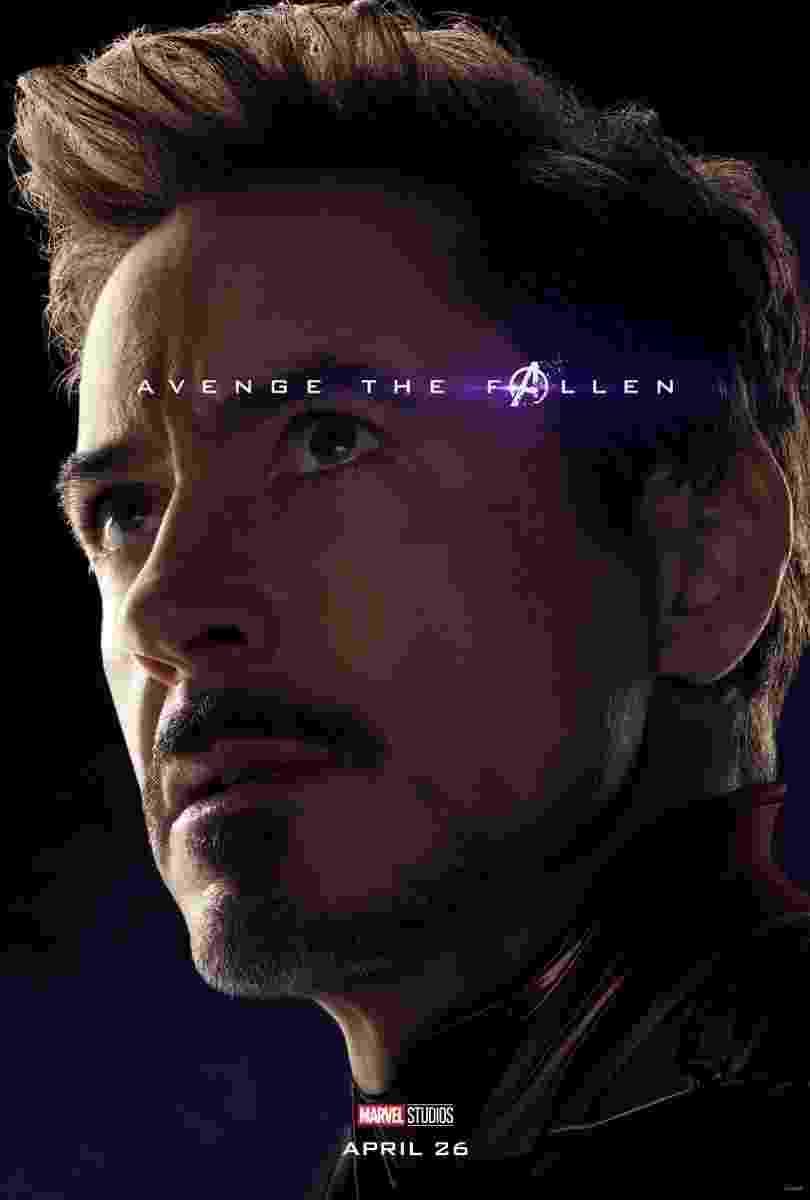 Robert Downey Jr. como Homem de Ferro - Reprodução/Twitter