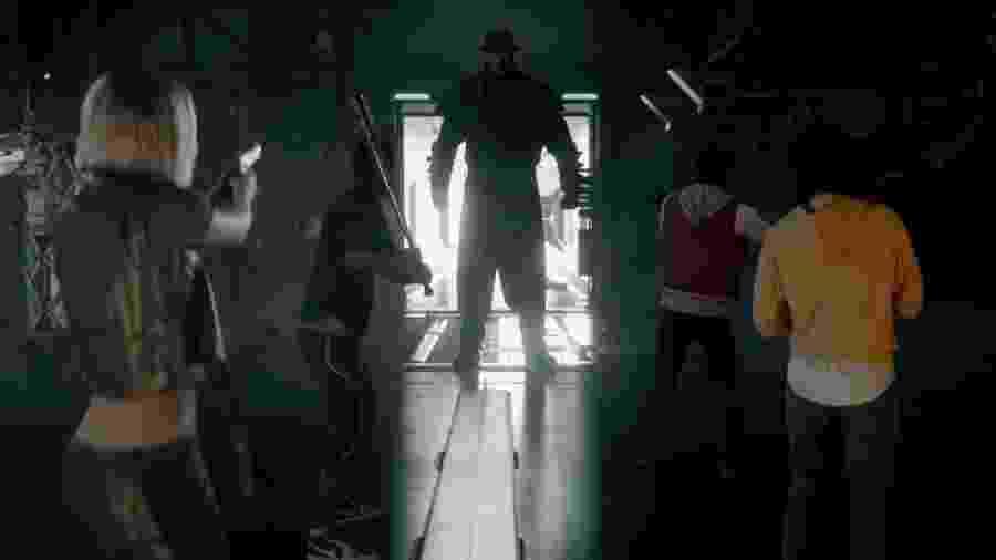 Em Project Resistance um jogador é o vilão, os outros quatro são sobreviventes em fuga - Reprodução
