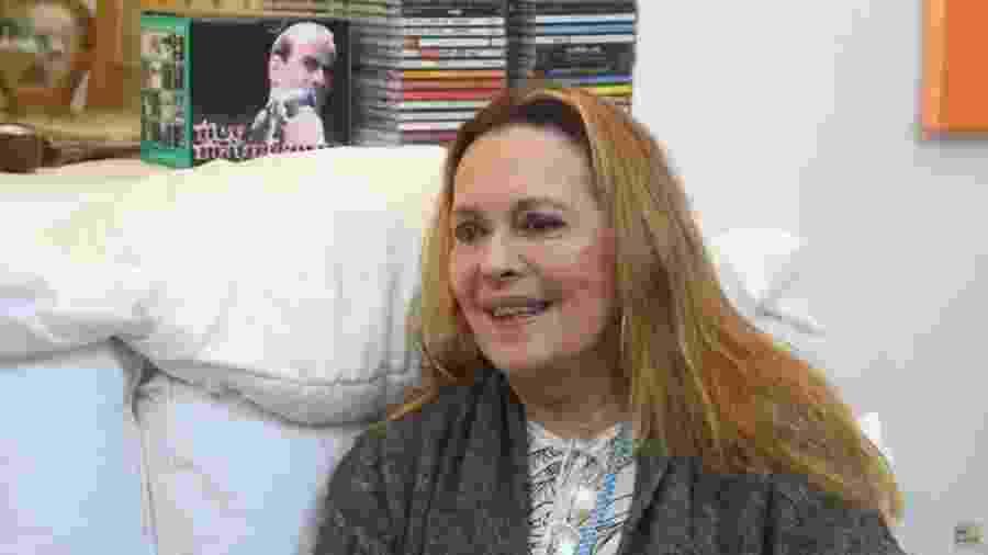 Maria Zilda Bethlem durante entrevista ao programa Na Lata, de Antonia Fontenelle - Reprodução/Youtube