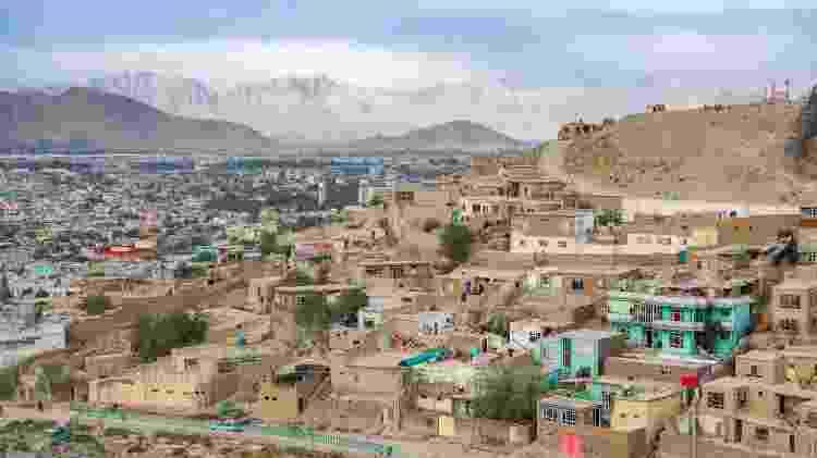 Afeganistão está no topo dos países mais inseguros no Mapa de Risco de Viagem  - iStock