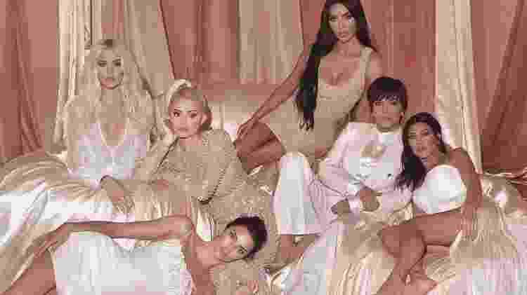 Kardashians - Divulgação - Divulgação