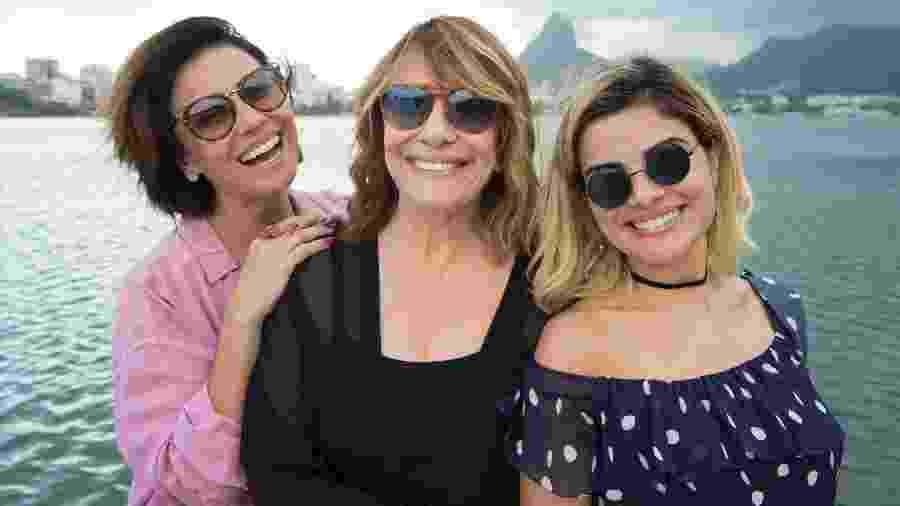 """Giovanna Antonelli, Renata Sorrah e Vanessa Giácomo, """"As Filhas de Eva"""" - Estevam Avellar / TV Globo"""