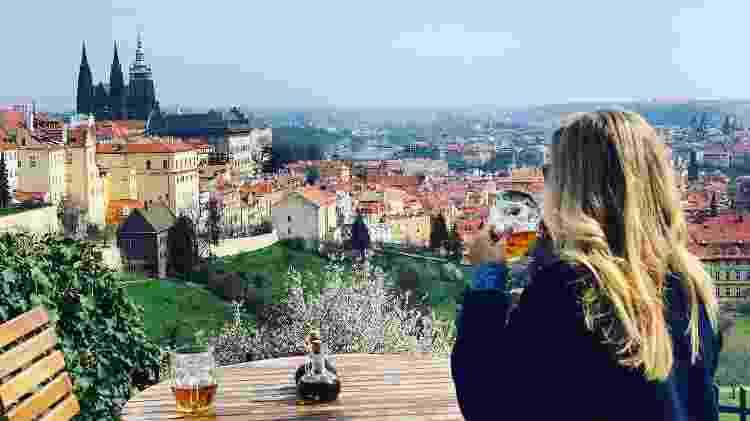 Praga - Bela vista - Arquivo pessoal - Arquivo pessoal