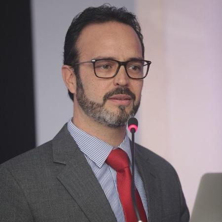 O oftamologista Marcelo Macedo recebeu resultado positivo de teste para coronavírus - Arquivo pessoal