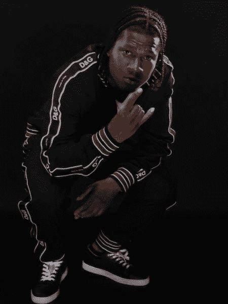O rapper Nick Blixky - Reprodução/Spotify