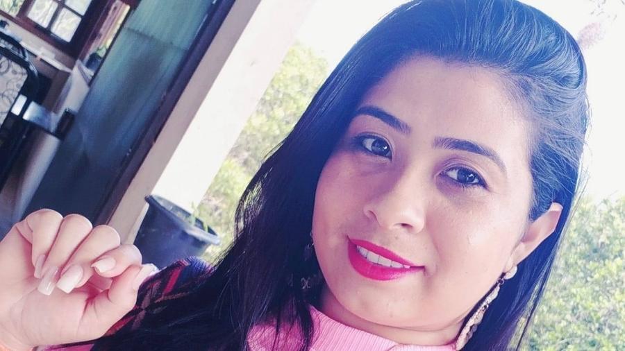 Dayane Galvão, que contraiu Covid-19 grávida e teve que fazer uma cesárea em coma, morreu da doença - Arquivo Pessoal