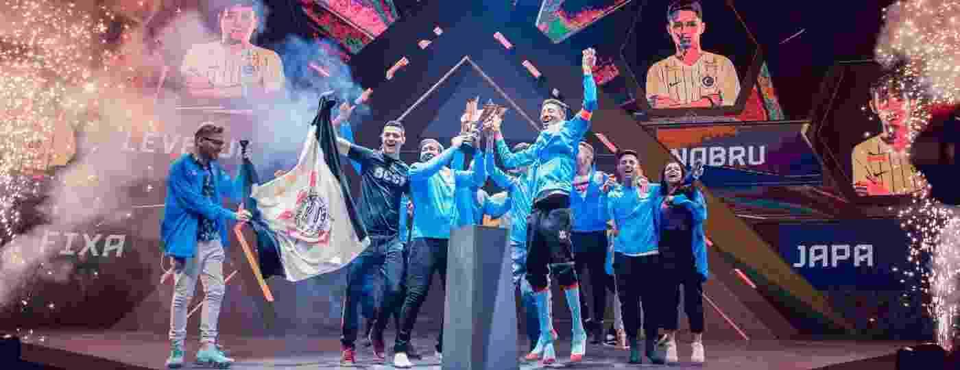 Título mundial do Corinthians Free Fire em 2019 foi símbolo de um grande ano para os eSports - Divulgação/Garena