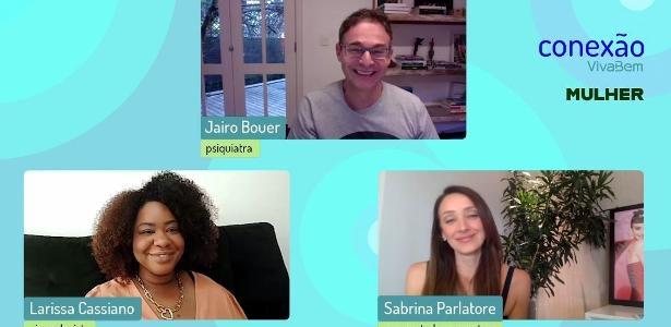 Sabrina Parlatore diz que está no climatério; ginecologista explica o que é – UOL