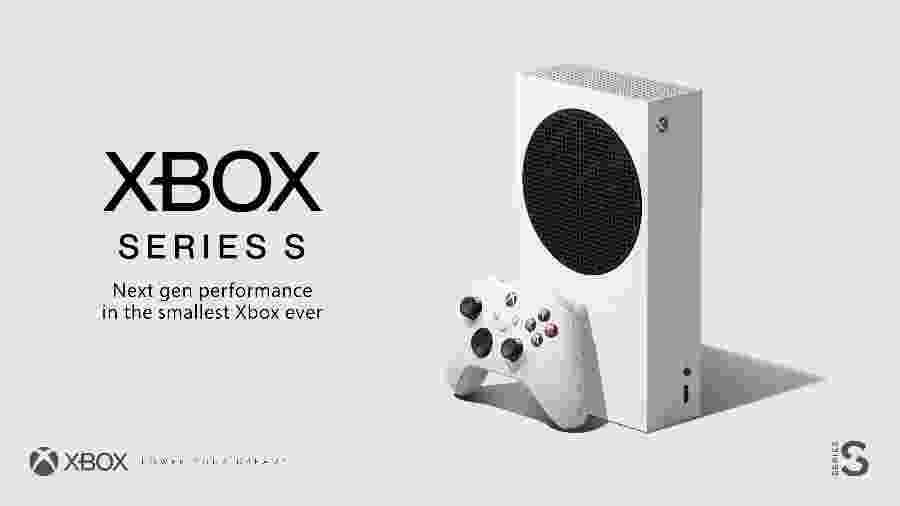 Xbox Series S - Reprodução/Twitter