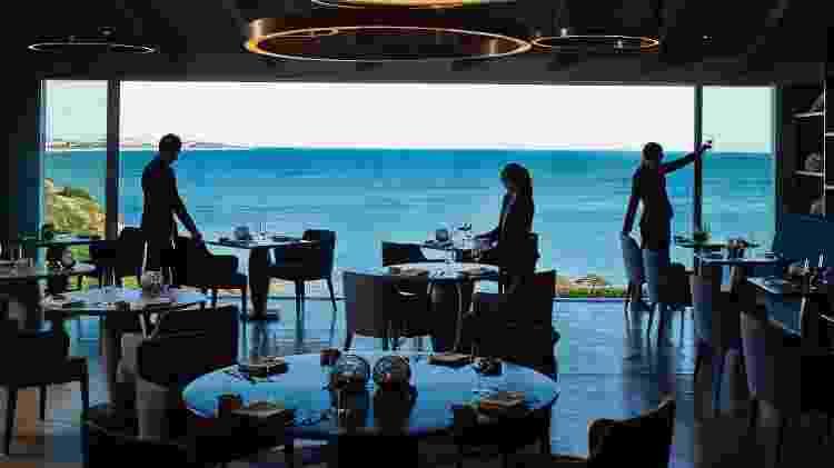 Restaurante Ocean, em Algarve - Divulgação/Vasco Célio - Divulgação/Vasco Célio