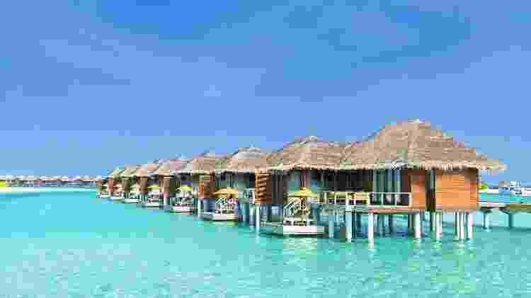 Anantara Veli Maldives Resort - Divulgação - Divulgação