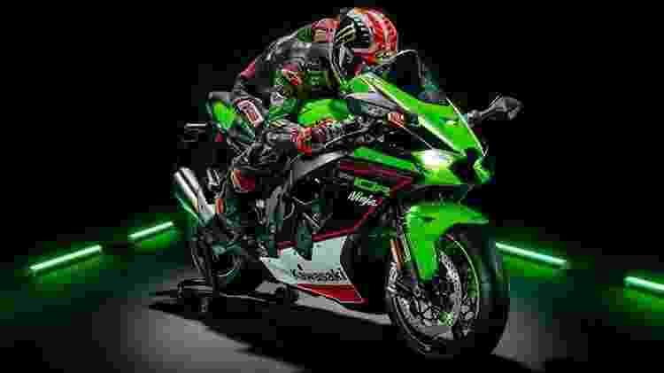 Kawasaki zx10 - Divulgação - Divulgação