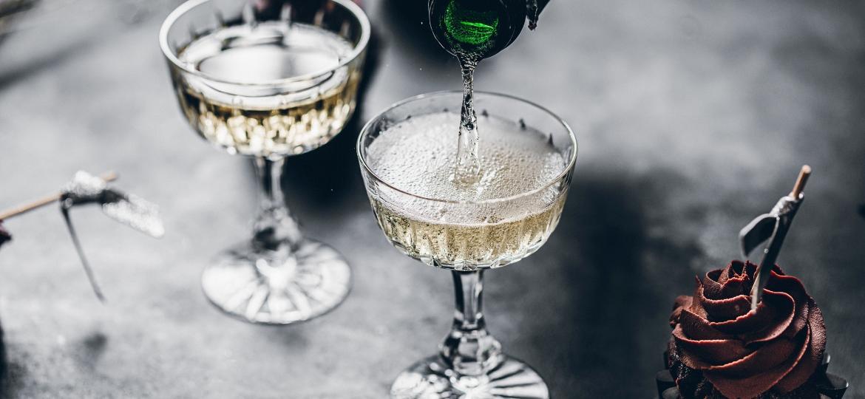 Antes de beber champanhe, conheça sua fascinante história - Getty Images
