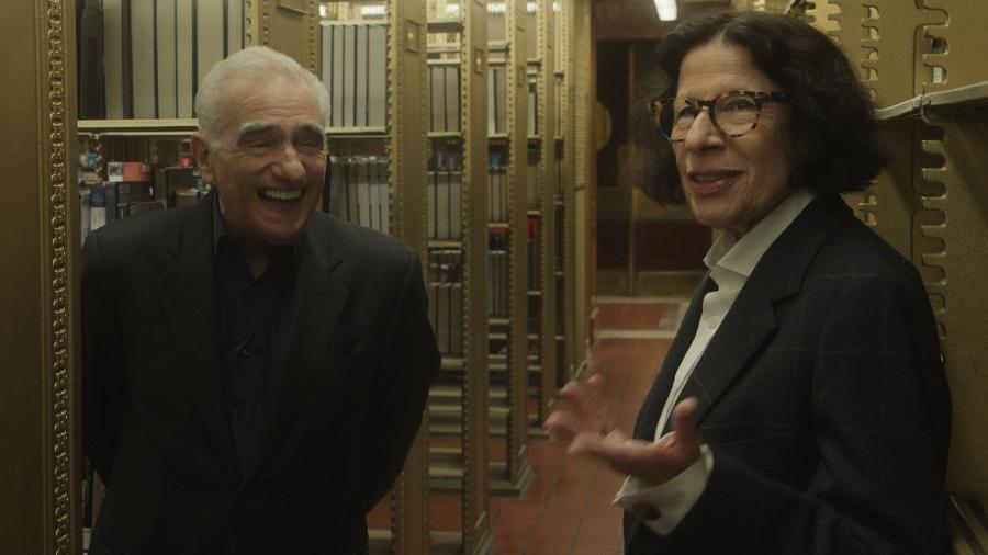 """Martin Scorsese e Fran Lebowitz conversam na série """"Faz de Conta Que Nova York É Uma Cidade"""" - Divulgação"""