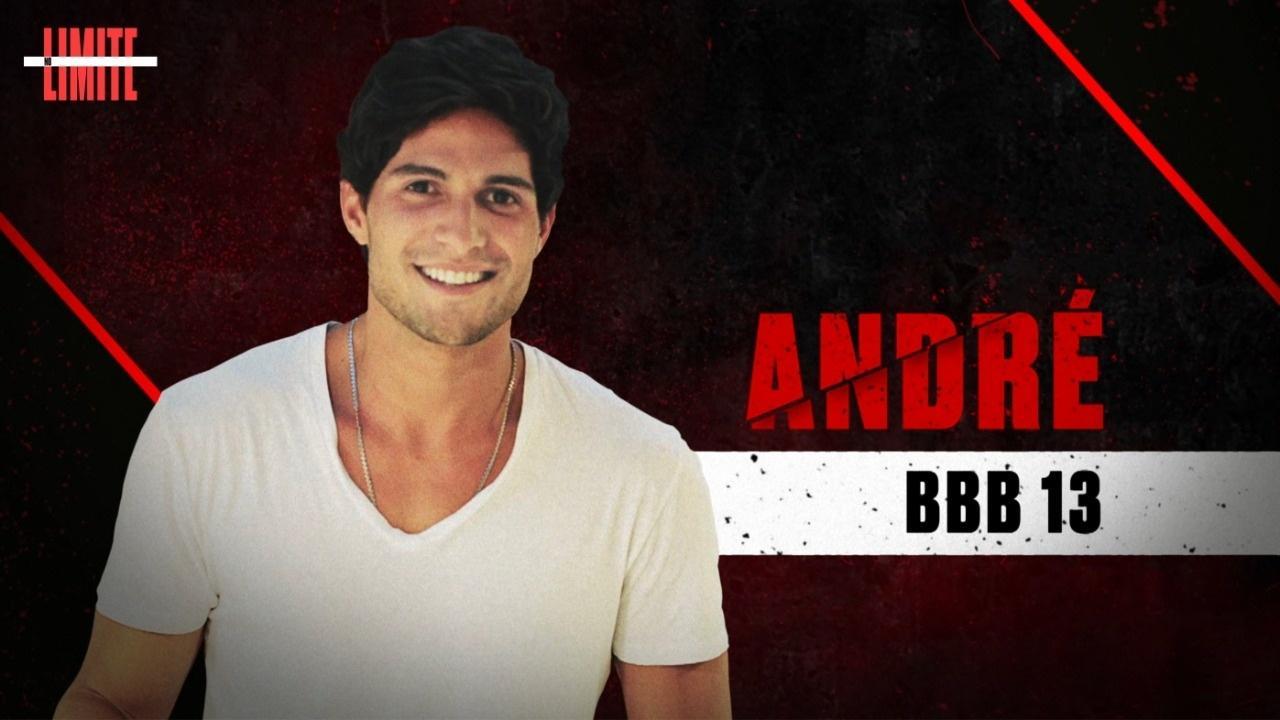 Andre Martinelli, da BBB 13 - Globo Publishing