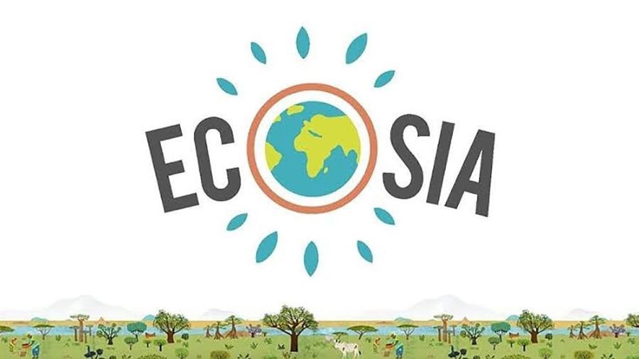 Ecosia: o mecanismo de buscas que doa árvores - Reprodução/Ecosia