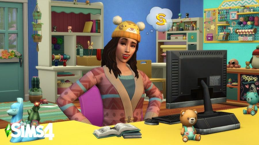 The Sims 4 - Reprodução