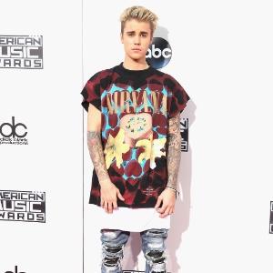 Justin Bieber fala a programa de rádio sobre boato de affair com Kourtney Kardashian - Getty Images