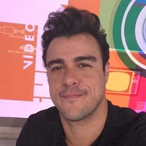 """Joaquim Lopes no """"Vídeo Show"""" - Reprodução/Instagram/lopesjoca"""