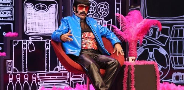 Tom Cavalcante em seu novo programa no Multishow - Divulgação