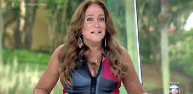"""Susana Vieira entrega colegas da Globo e fala sobre supostas farsas no """"Falha Nossa"""" - Reprodução/TV Globo"""