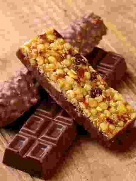 Barrinhas de cereal com<br> chocolate: saudáveis ou cilada? - iStock