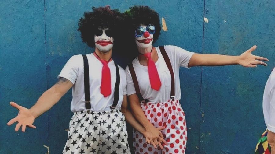 Ivete e o marido Daniel Cady curtiram a folia baiana disfarçados na pipoca - Brazil News