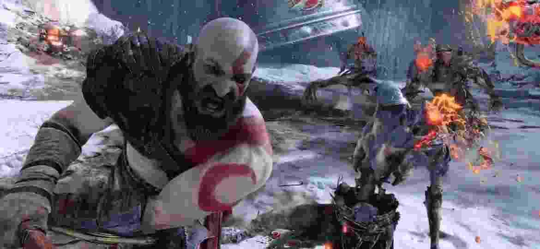 God of War - Reprodução