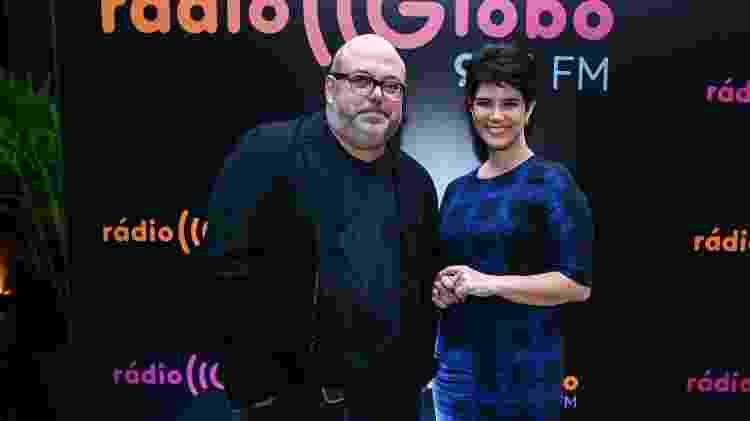 Mentor Neto e Mariana Godoy - Raphael Castello/AgNews - Raphael Castello/AgNews
