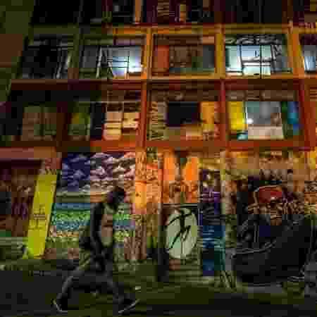 AFP/ NELSON ALMEIDA