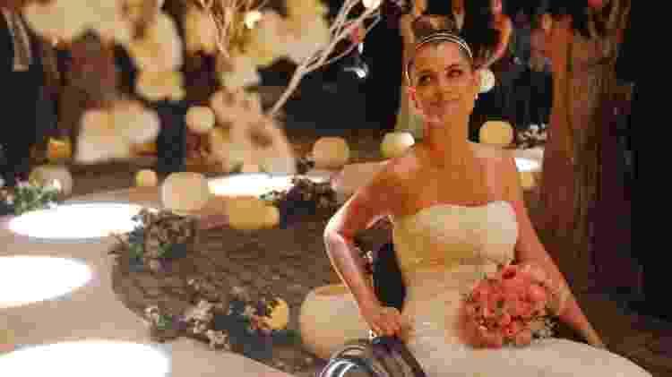 Personagem de Alinne Moraes teve final feliz na novela Viver a Vida e continuou em cadeira de rodas - Divulgação/Globo/Thiago Prado Neris - Divulgação/Globo/Thiago Prado Neris