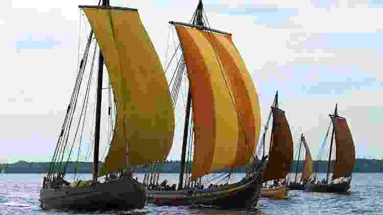 Divulgação/Museu de Barcos Vikings de Roskilde