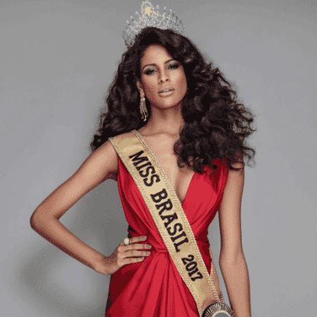 Monalysa Alcântara representará o Brasil no concurso - Reprodução/Instagram