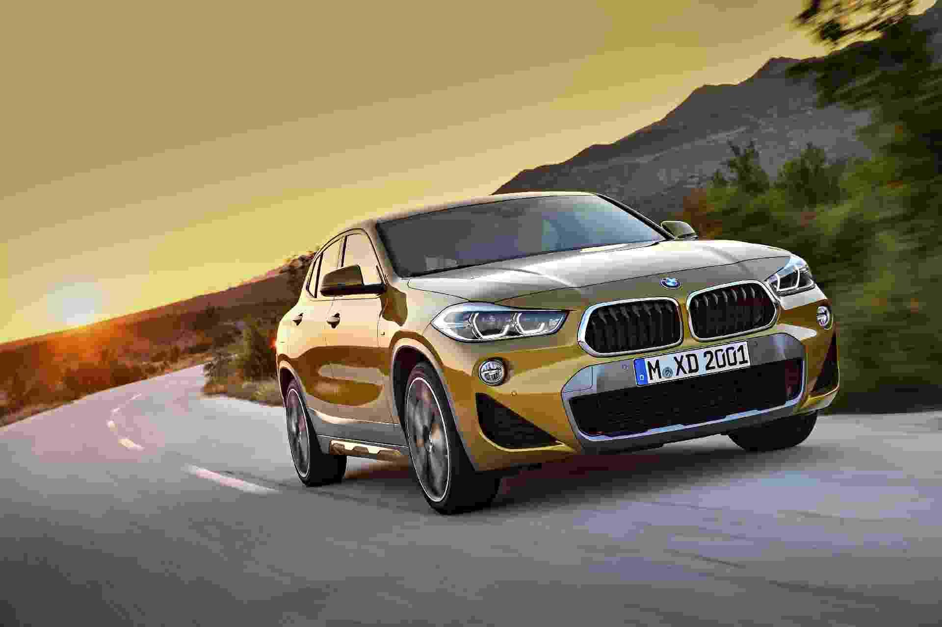 BMW X2 2018 - Divulgação